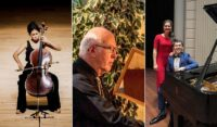 OPENINGSCONCERT: Ella van Poucke | Dick Klomp | Charlotte Houberg & Felix Justin