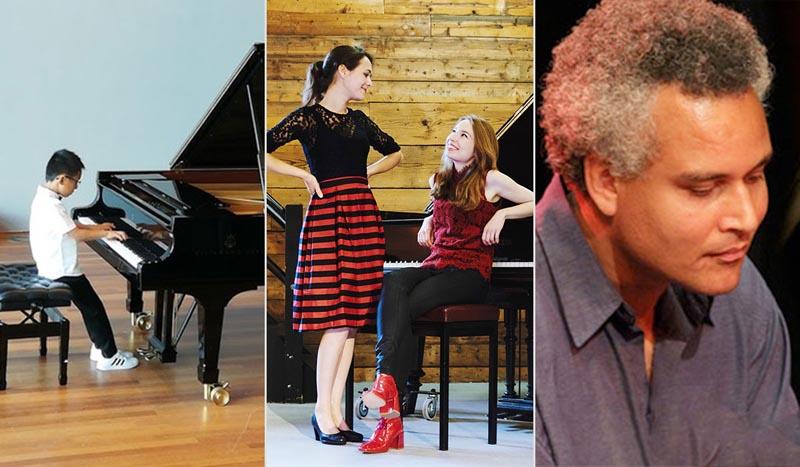 Muziektalent | Beth & Flo | Ernst Paul Fuchs