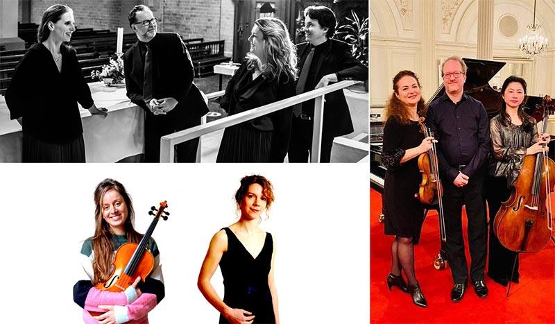 AUBADE: Hollands Collectief   Alt14   Erasmus Trio
