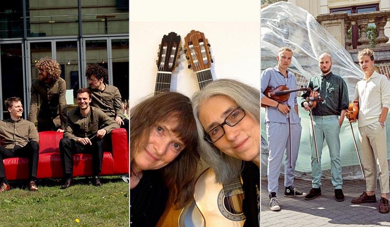 Havelok   Anido Guitar Duo   3VIOLAS