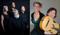 OUDE MUZIEK: Aventure Ensemble | Ensemble Rossignol