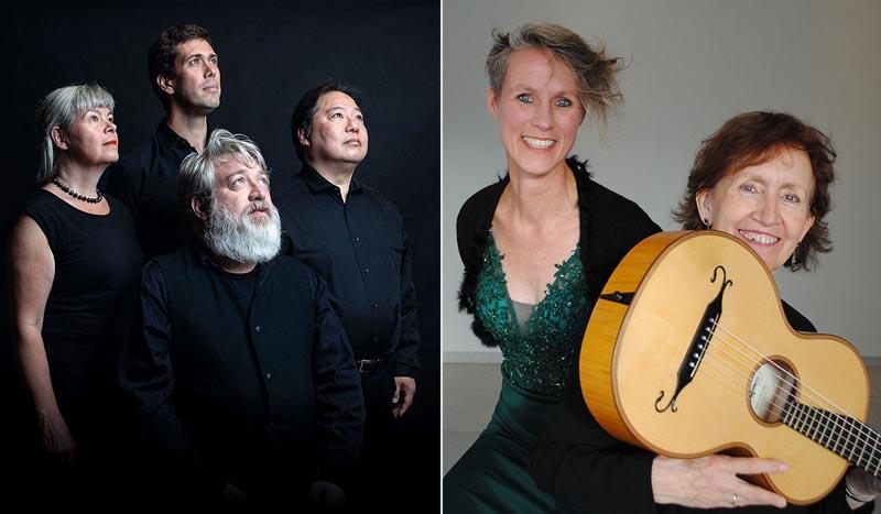 OUDE MUZIEK: Aventure Ensemble   Ensemble Rossignol
