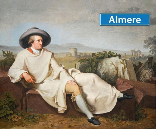 Goethe in Almere