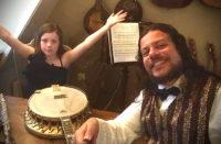 Oirla en Sjoerd van Ravenzwaaij