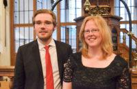 Adriaan Hoek en Alisa van Dijk