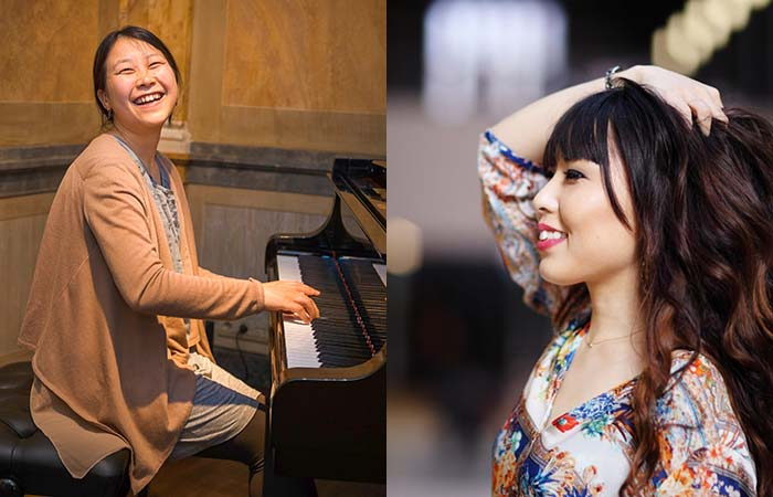 Kanako Inoue & Kiyoko Tachikawa