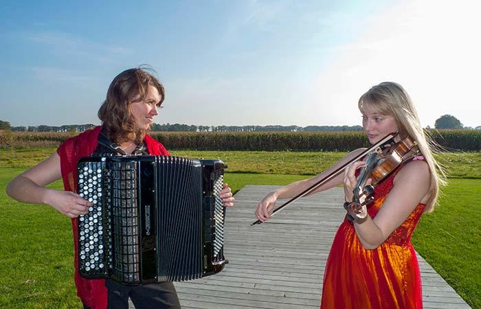 Duo De Thuiskomst - foto: Jeroen Wester
