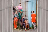 Ragazze Quartet -  In de geheime tuin