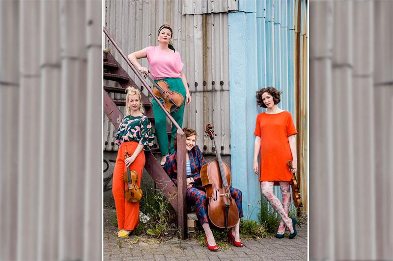 Ragazze-Quartet - Foto: Nichon Glerum
