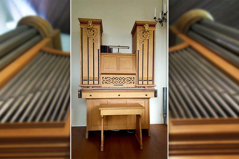orgel groot en klein