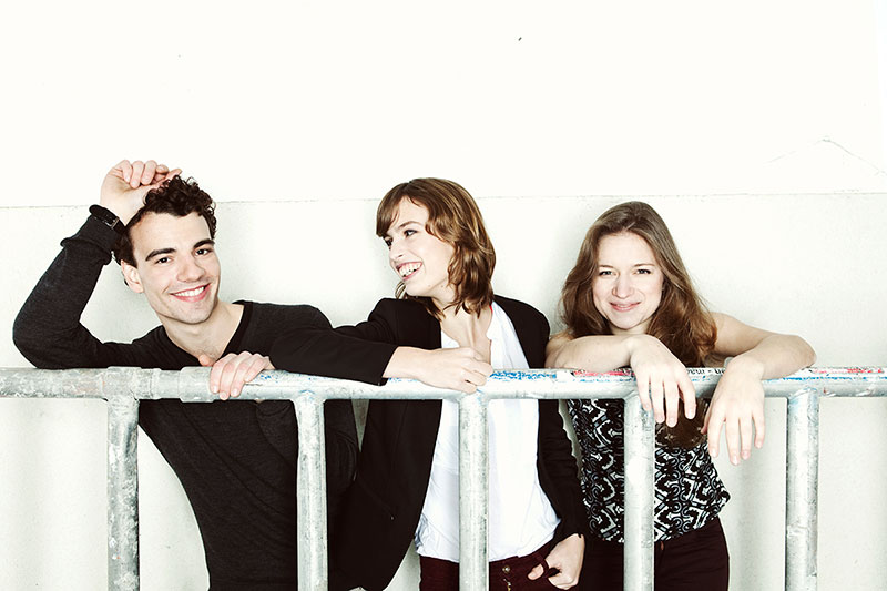 Delta Piano Trio, foto: Sarah Wijzenbeek