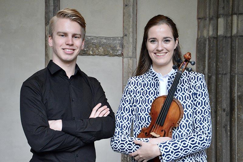 Svenja Staats & Ramon van Engelenhoven