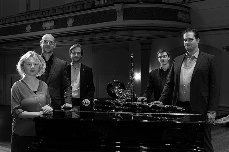 Ensemble De Nootzaak (foto: Rene Knoop)