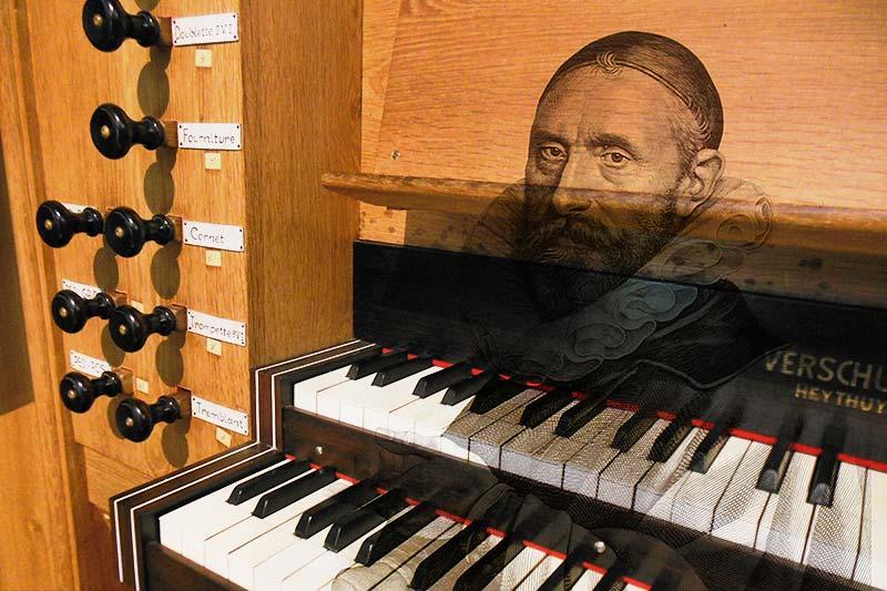 Orgel Goede Rede, Sweelinck