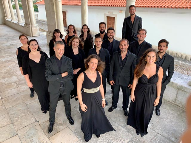 Officium Ensemble (foto: Leiria)