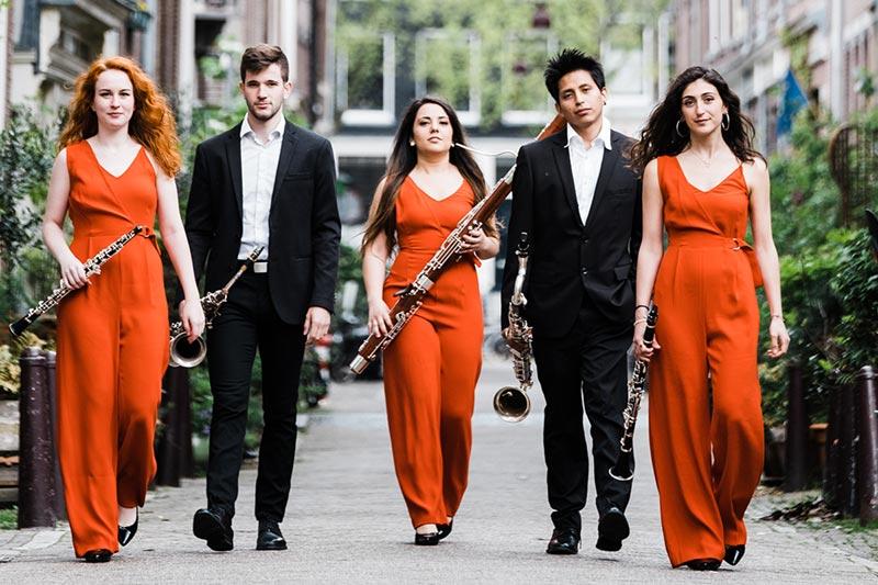 Dianto Reed Quintet - foto Bart Bomhof