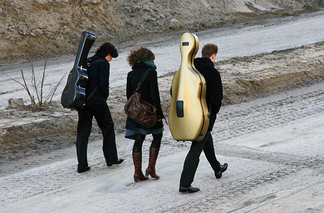 Eisler Trio (fotograaf Marianne van der Spek)
