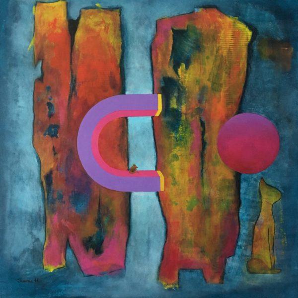 Schilderij van Simone Hakhof
