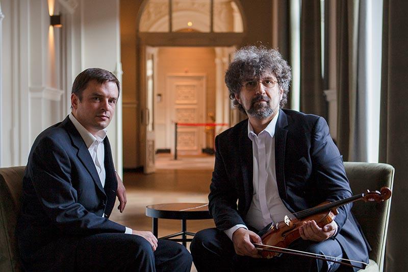 Igor Ruhadze & Vital Stahievitch