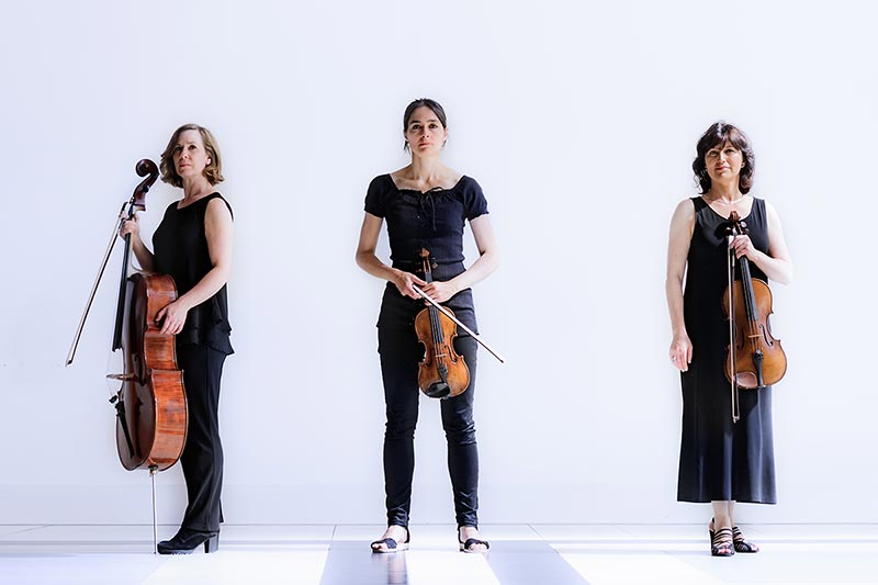 The Hague String Trio - foto: Michel Marang