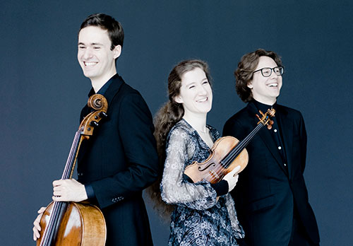 Van Baerle Trio | foto Marco Borggreve
