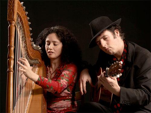 Claudia y Manito
