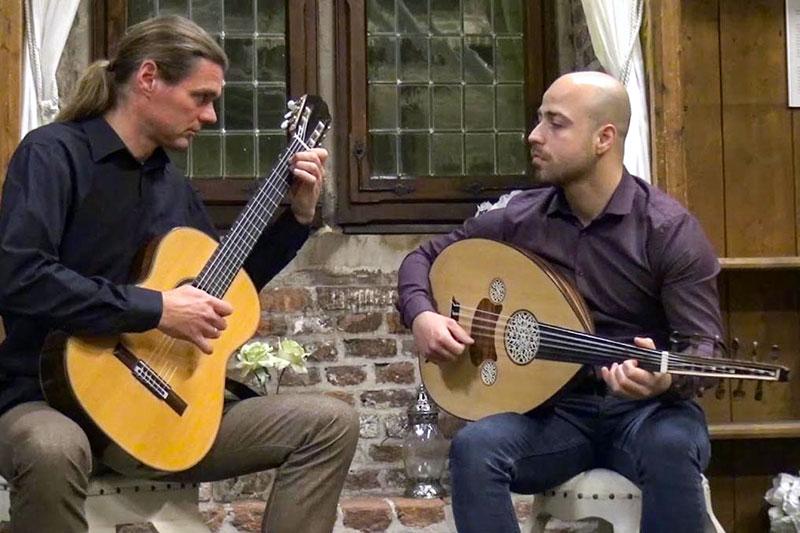 Duo Mezcuerdas