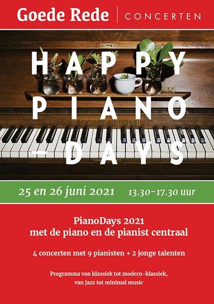 Folder Pianodays