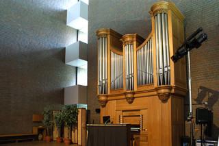Goede Rede, orgel