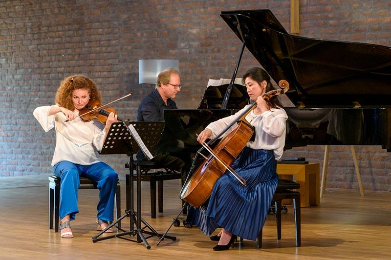 Erasmus Trio - foto: Nico Nooij