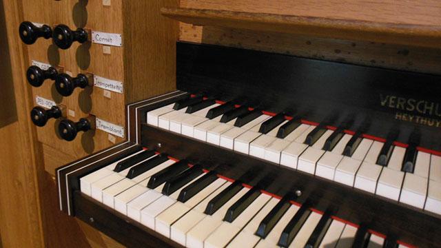 het orgel van Goede Rede