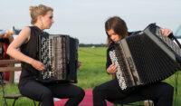 TOEAC accordeonduo - 'Ben bij Bach'
